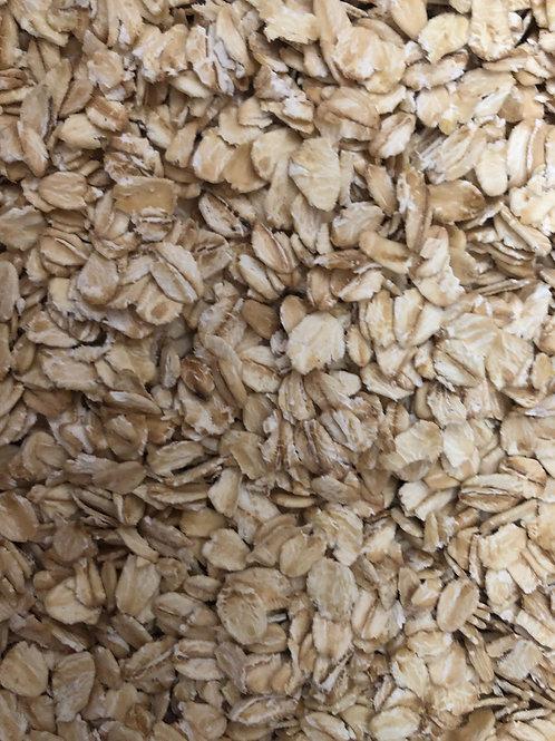 Organic jumbo oats (100g)