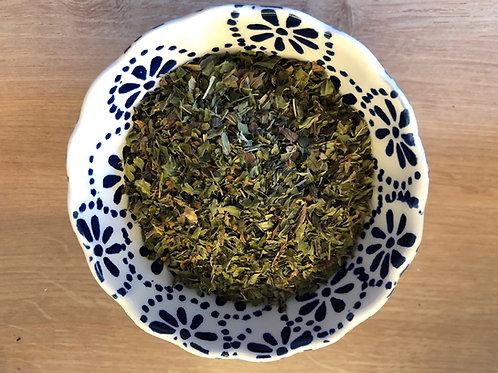 Organic peppermint loose leaf tea (50g)