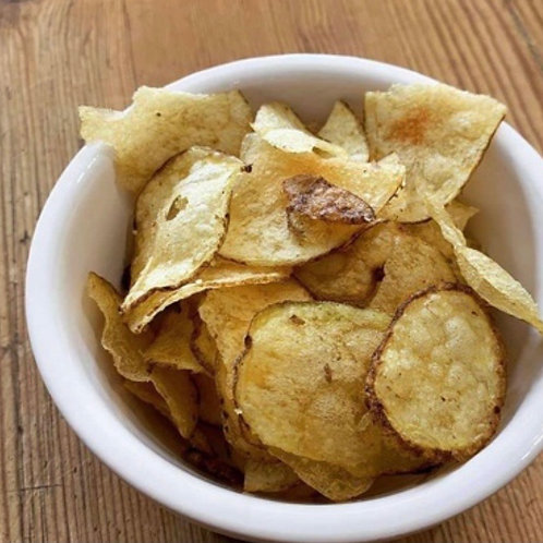 Sea salt crisps - Just crisps (50g)