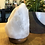 Thumbnail: Medium white Himalayan salt lamp