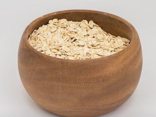 Gluten free organic jumbo oats (100g)