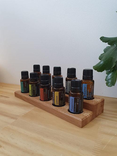 Essential oils holder - 10 x 15ml