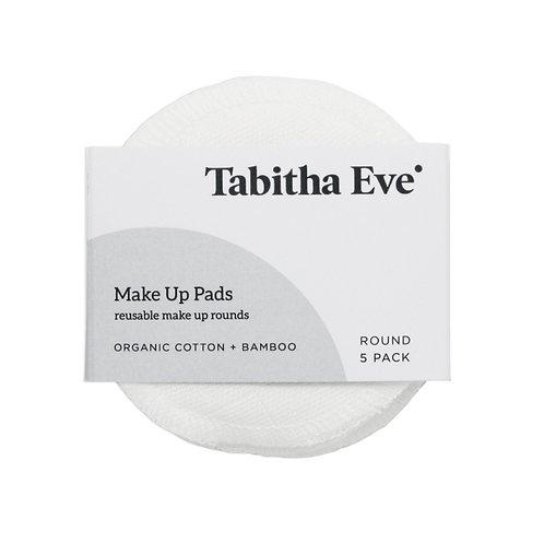 Reusable make-up rounds