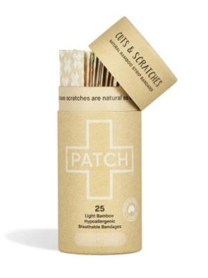 Patch plasters