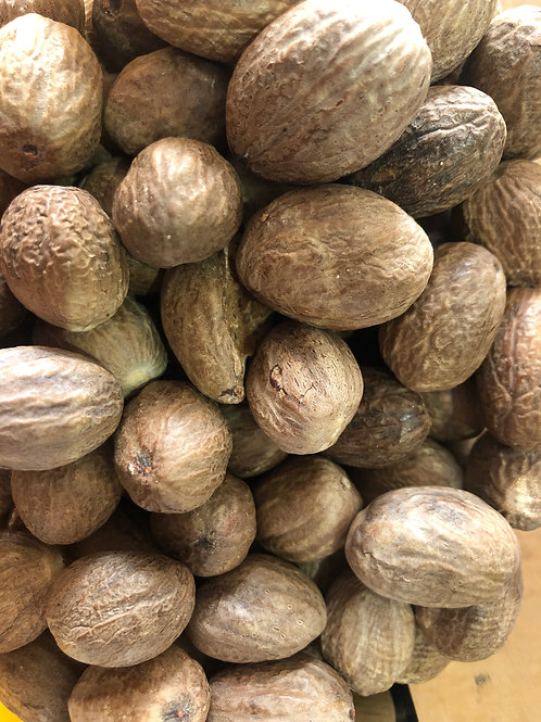 Organic whole nutmeg (10g)