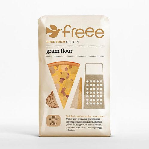 Gram flour (pre-packed 1kg)
