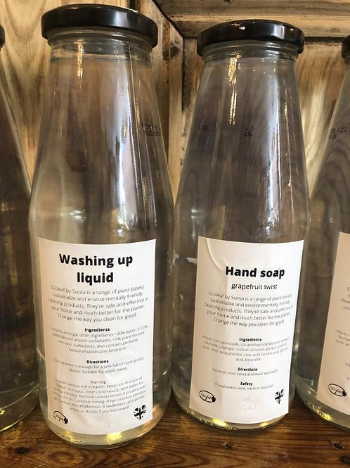 Ecoleaf hand soap (700g)