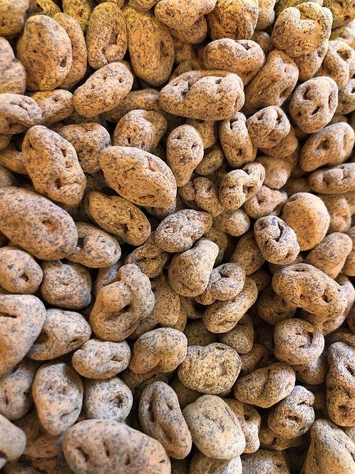 Organic raw chocolate raisins (100g)