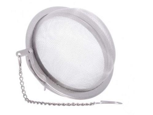 Stainless steel tea ball
