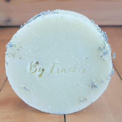 Lavender & patchouli soap By Frankie