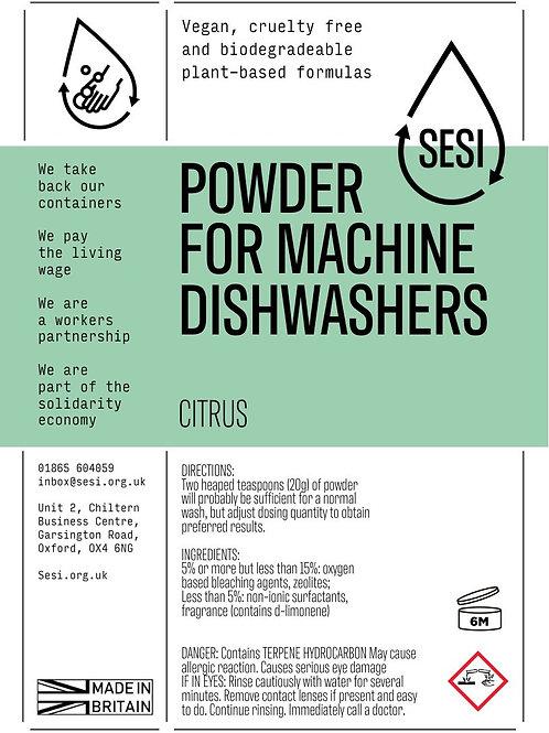 Dishwasher detergent powder (100g)