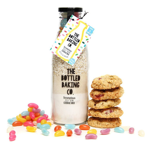 Bottled Baking Company Scrumptious Jelly Bean Cookie Mix