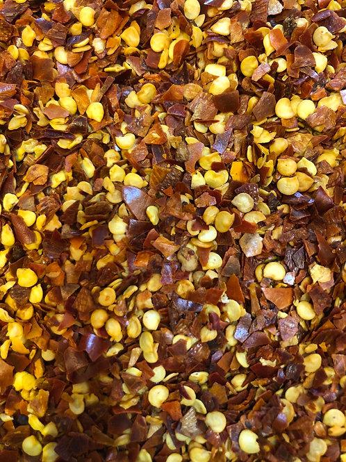 Organic chilli flakes (10g)