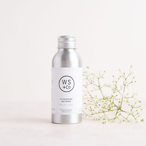 Oil cleanser - combination / dry skin