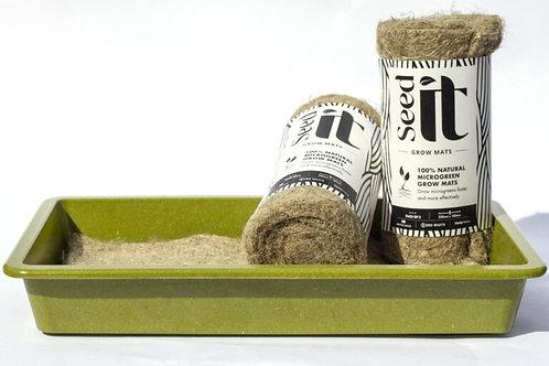 Bio plastic seed tray