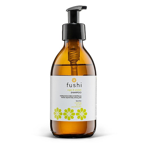Argan & amalaki shampoo 230ml