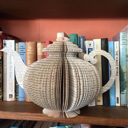 Alice's teapot book art
