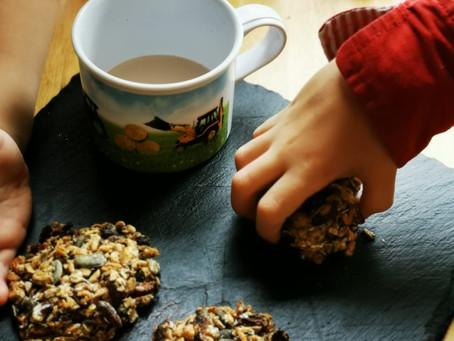 Creamy Cacao and Vanilla Tiger Nut Milk