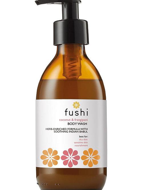 Uplifting frangipani & coconut body wash 230ml