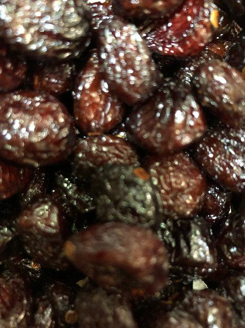 Organic cranberries (100g)