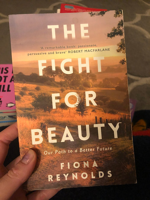 The fight for beauty: Our path to a better future