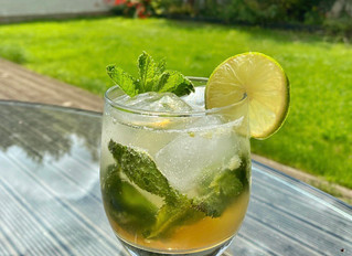 Refreshing Virgin Mojito (Fauxjito!)