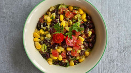 Tangy Black Bean Salsa!