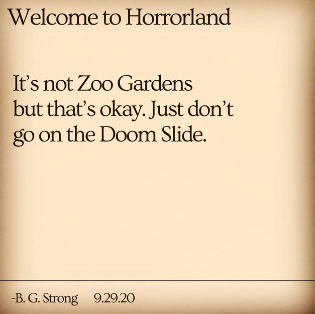 Welcome to Horrorland