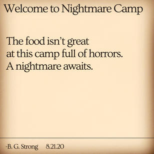Welcome to Nightmare Camp