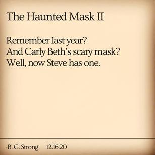 The Haunted Mask II