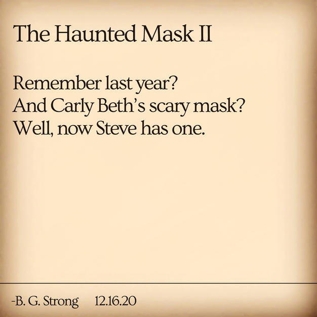 The Haunted Mask II