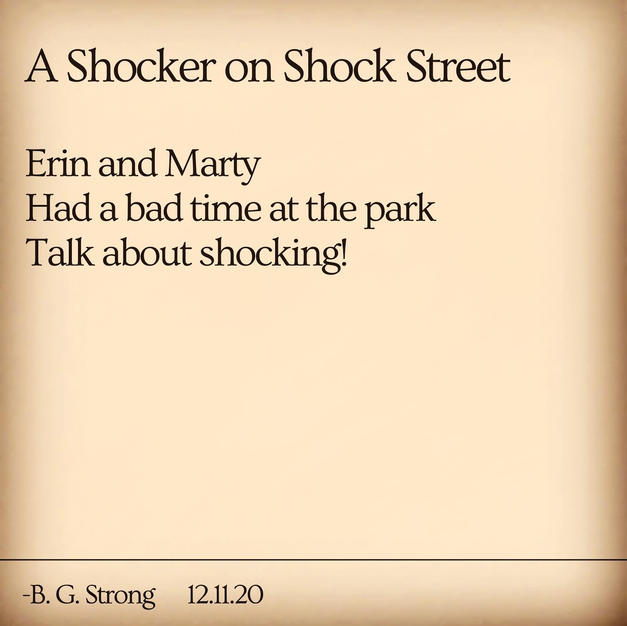 A Shocker on Shock Street