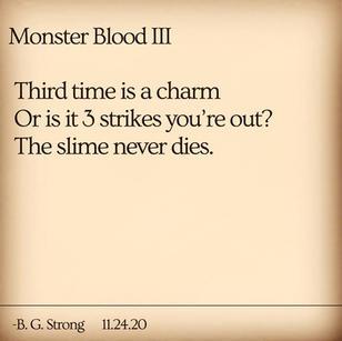 Monster Blood III
