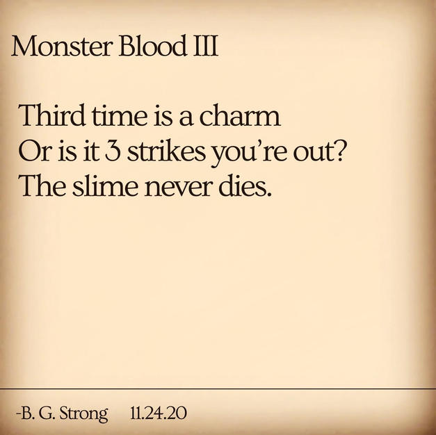 Monster Blood III