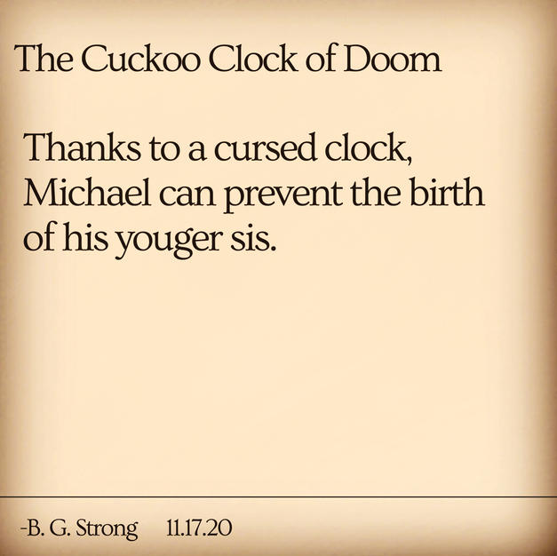 The Cuckoo Clock of Doom