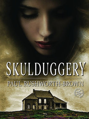Skulduggery-A Novel by Paul Rushworth-Brown Chapter One