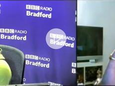 BBC's Sanchez Payne Interviews Author Paul Rushworth-Brown about his novel 'Skulduggery'