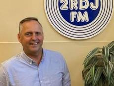 Paul Rushworth-Brown Radio 2RDJ-FM