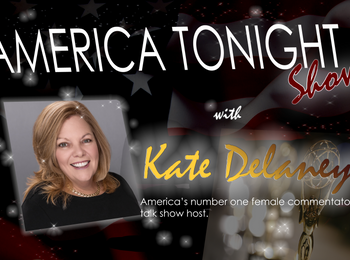 Interview On America Tonight                with Kate Delaney