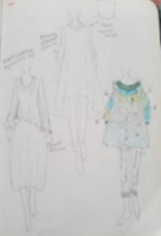 boheme design sketches