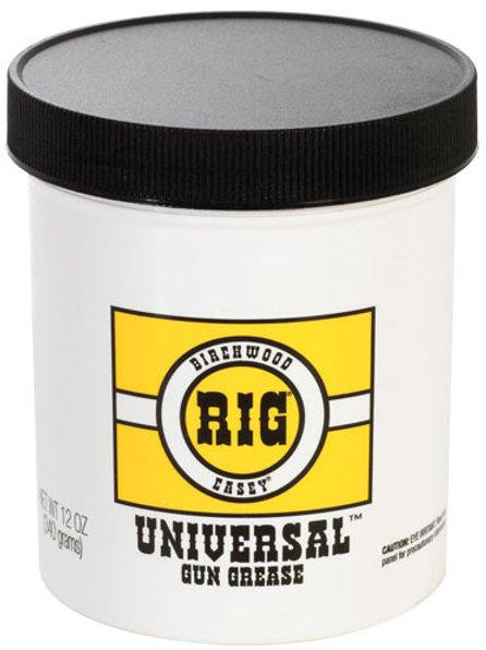 RIG UNIVERSAL GREASE 12OZ JAR