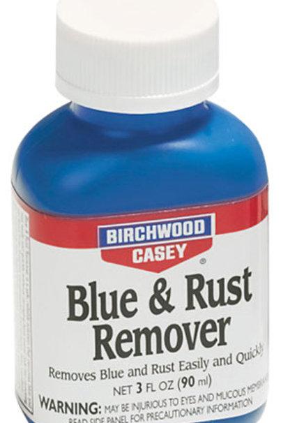 Birchwood Casey Blue & Rust Remover - 3 oz