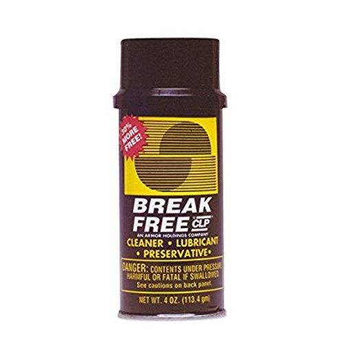 BREAK FREE CLP 4 OZ. AEROSOL CAN