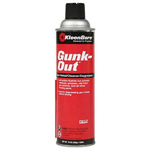 KB GUNK OUT DEGREASER 16 OZ