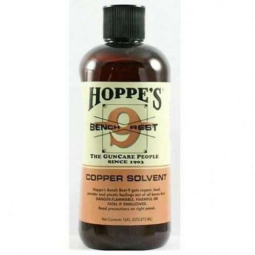 HOPPES 16 OZ. COPPER SOLVENT