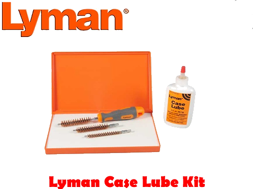 LYMAN CASE LUBRICATING KIT