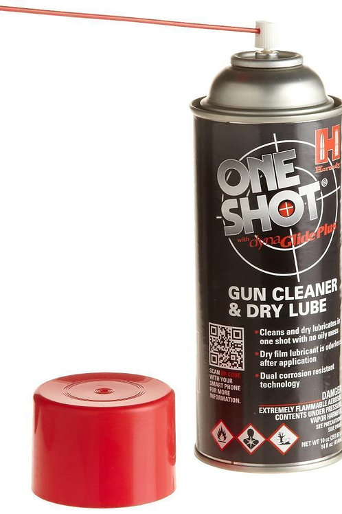 ONE SHOT CLEANER/DRY LUBE