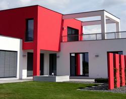 Teinte K140, Rouge Bourgogne