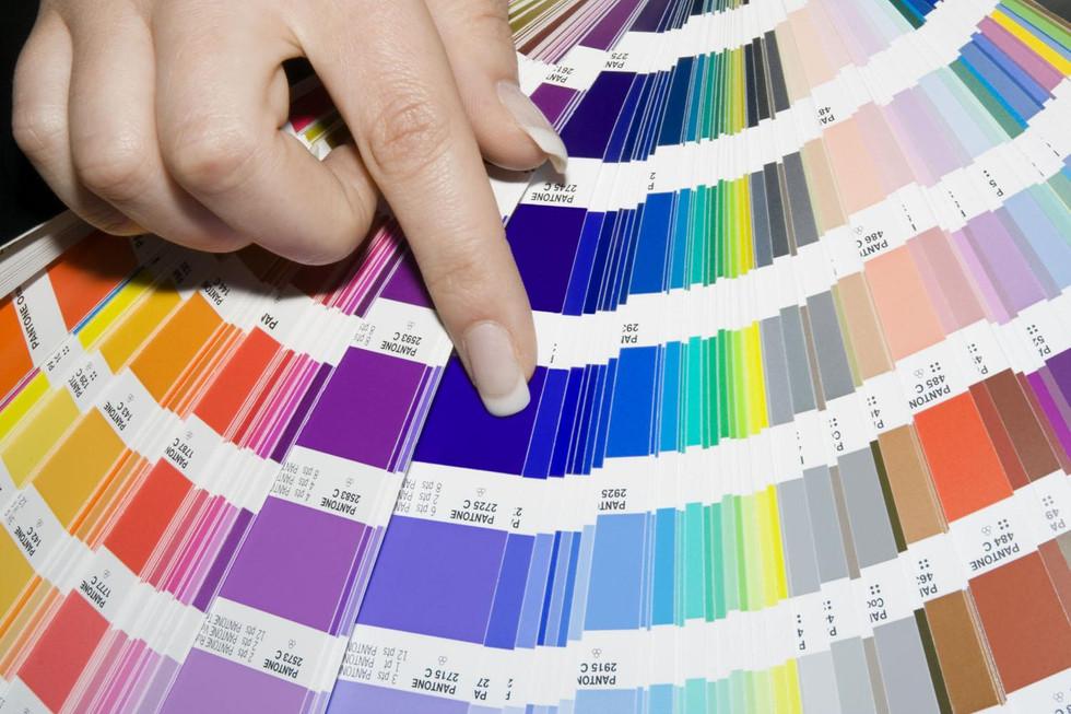 Nuancier UPO 2024 couleurs