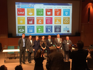 Symposium on SDG 7 (Energy) in Preparation to the 2018 High-Level Political Forum on Sustainable Dev
